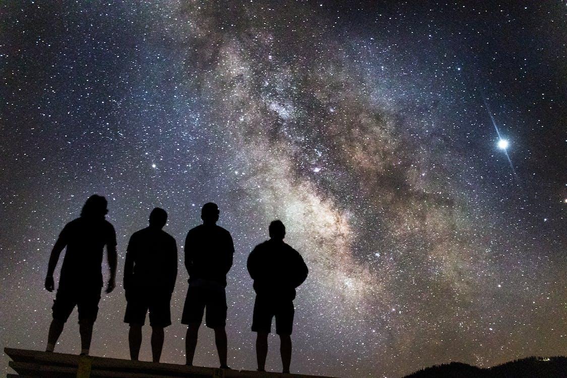 galaxy, астрономія, Астрофотографія