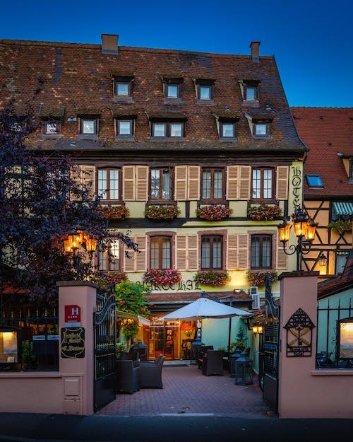 城市, 房屋, 旅館, 法國 的 免费素材照片