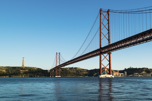 Free stock photo of sea, water, bridge, architecture