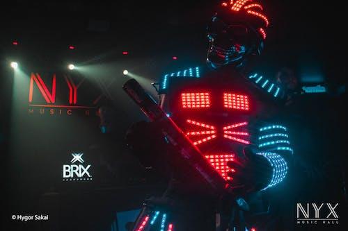 Ingyenes stockfotó disco, neonfény, neonfények, ünneplés témában