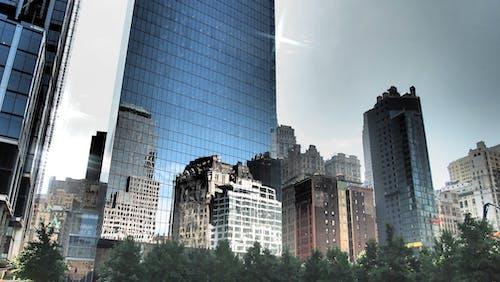 Darmowe zdjęcie z galerii z architektura, budynek, drapacz chmur, finanse