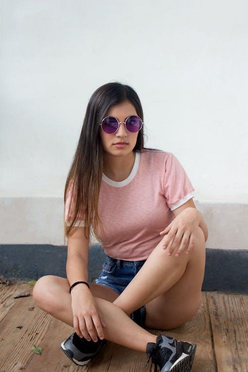 Δωρεάν στοκ φωτογραφιών με casual, άνθρωπος, γλυκούλι, γυαλιά ηλίου