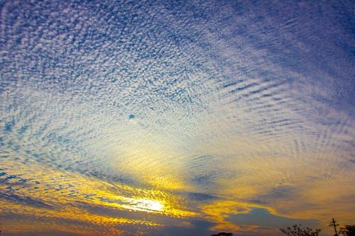 Ilmainen kuvapankkikuva tunnisteilla dramaattinen taivas, kaunis auringonlasku, pilvet