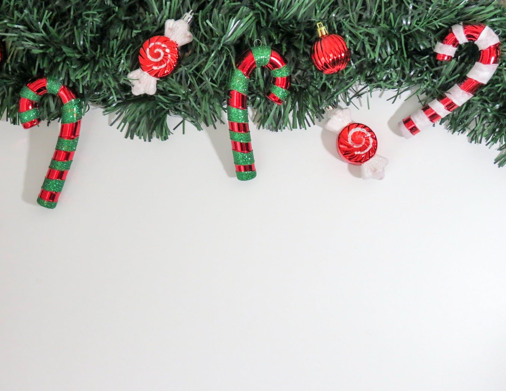 Ribbon Candy Felt Ornament | 51 Simple Christmas Ornaments You Can Start Sewing Today