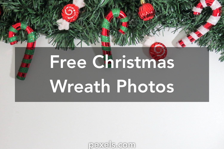 Christmas Wreath Images Free.1000 Beautiful Christmas Wreath Photos Pexels Free