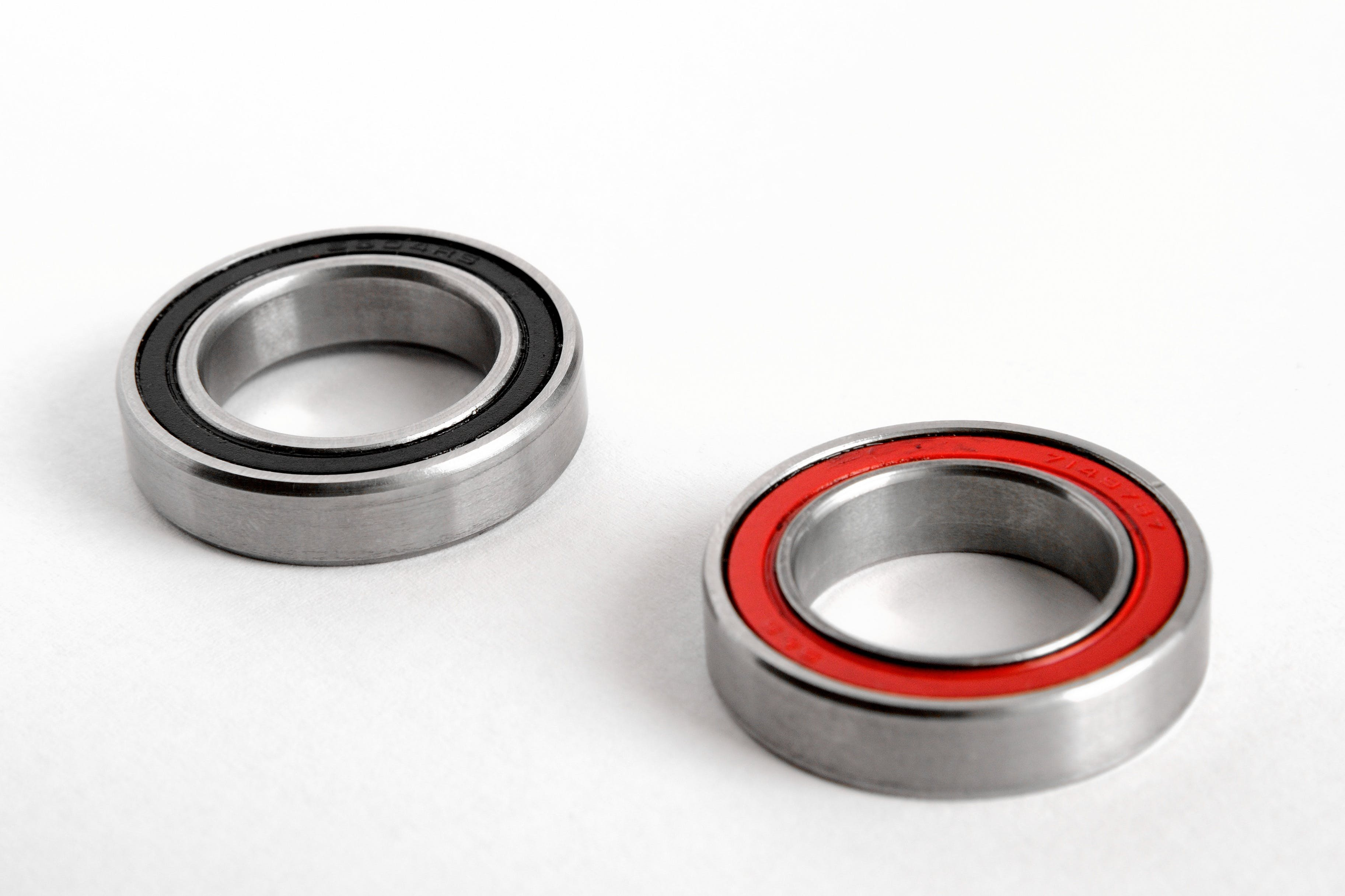 Two Stainless Steel Bearings