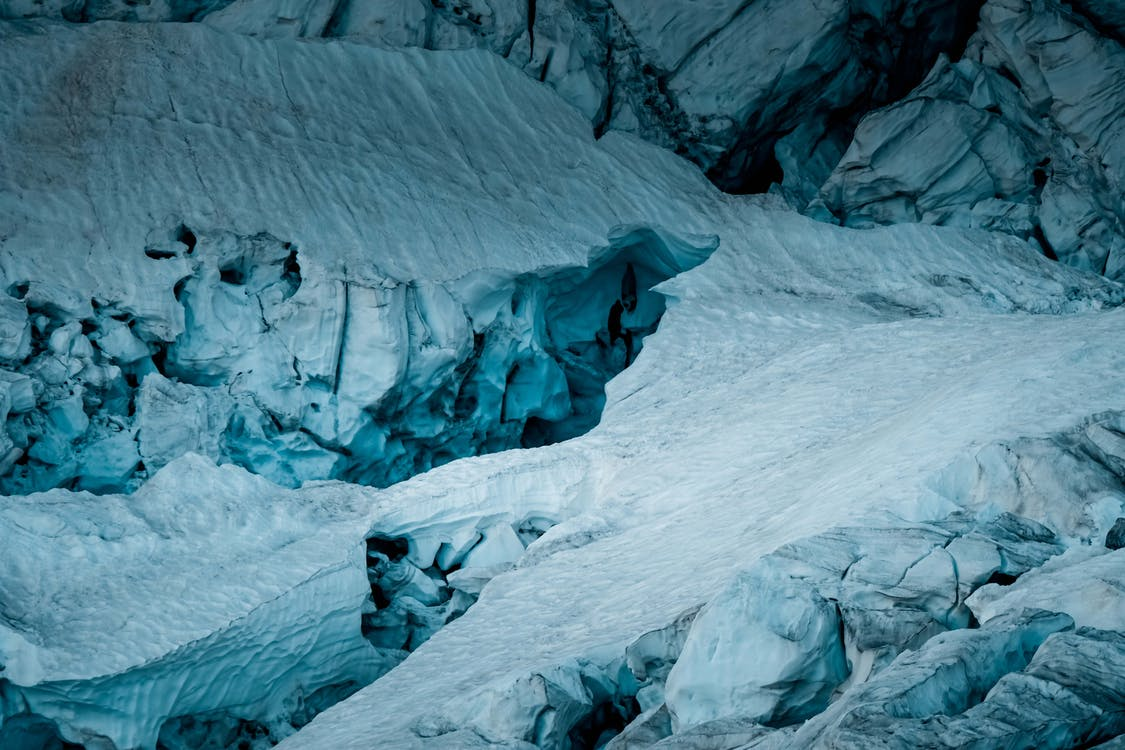 antarktis, flunssa, halkeama