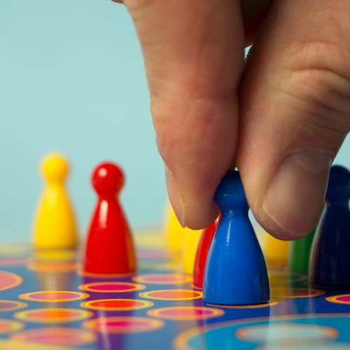 Free stock photo of board game, bright colors, colorful, colors