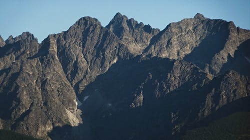 Kostnadsfri bild av bergen, bergstoppar, höga tatra