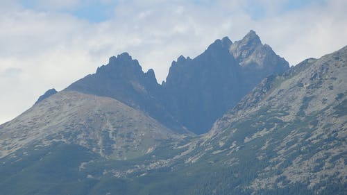 Kostnadsfri bild av bergstoppar, höga tatra