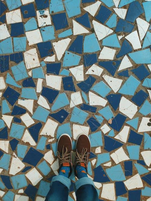 Darmowe zdjęcie z galerii z abstrakcyjny, artystyczny, buty, geometryczny