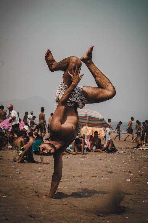 คลังภาพถ่ายฟรี ของ e-กีฬา, การออกกำลังกาย, นางแบบฟิตเนส, แอลจีเรีย