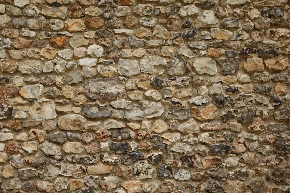 Fotos de stock gratuitas de pared de ladrillo, piedras