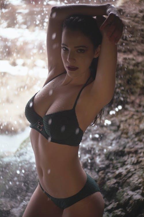 Ilmainen kuvapankkikuva tunnisteilla bikinit, Kauneus, malli, naine