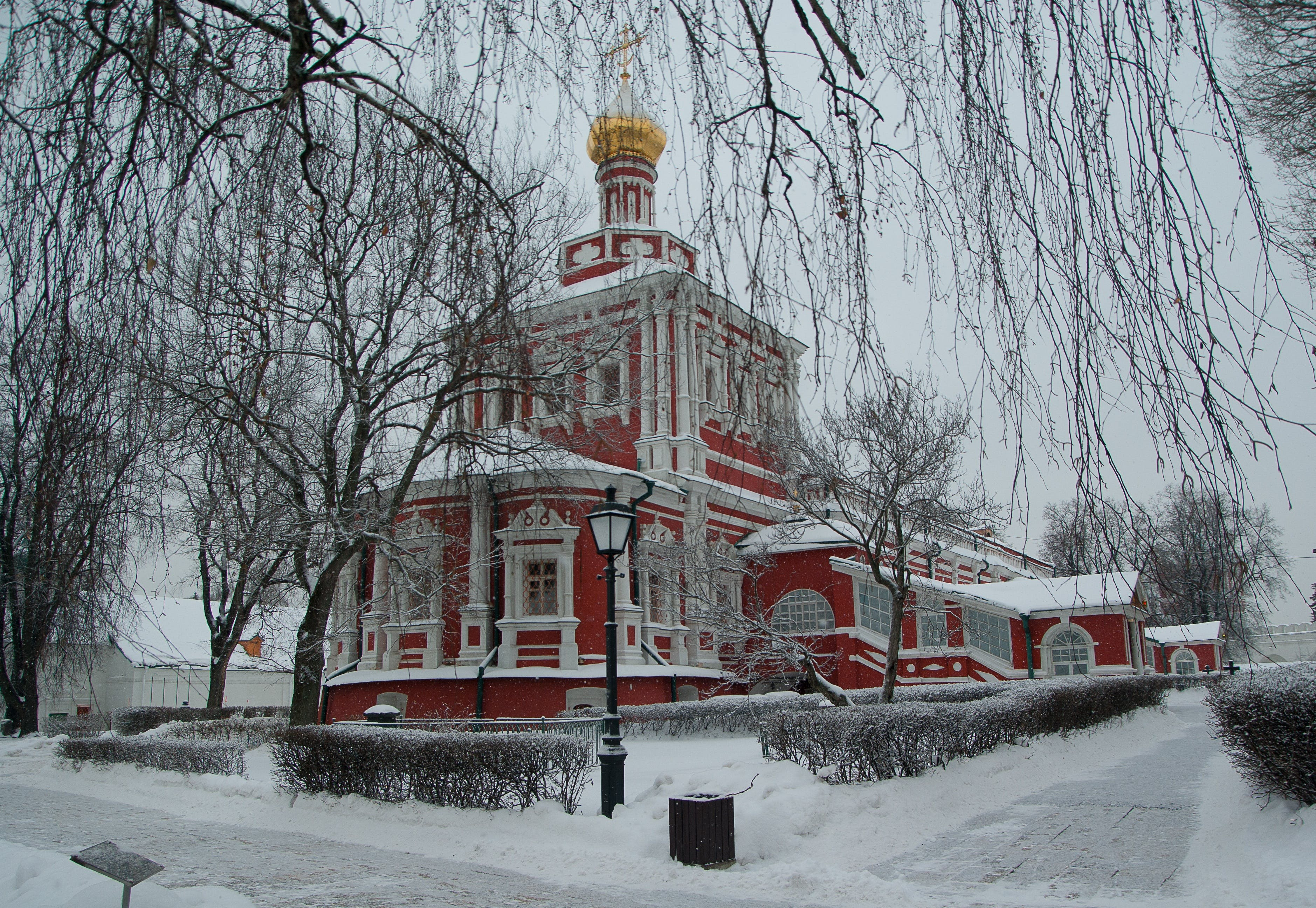 Free stock photo of architecture, moscow, orthodox, convent