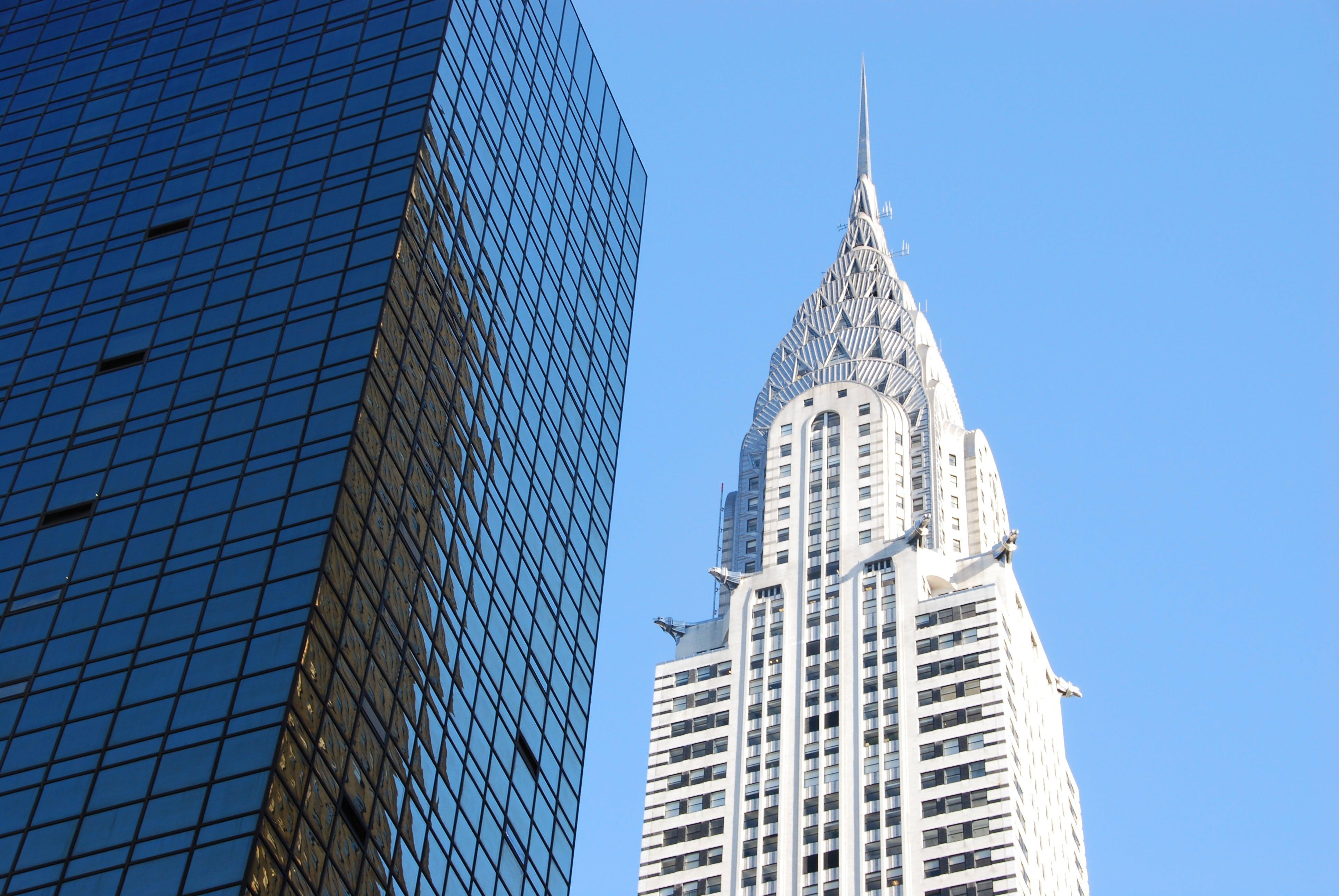 Free stock photo of city, sky, new york, building
