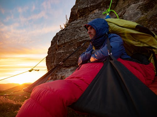 Free stock photo of basecamp, camp, cliff, climber