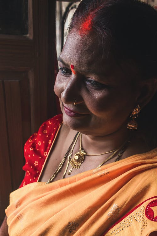 Photo Of Woman Wearing Traditional Wear