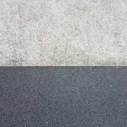 Foto d'estoc gratuïta de colors, línia, meitat