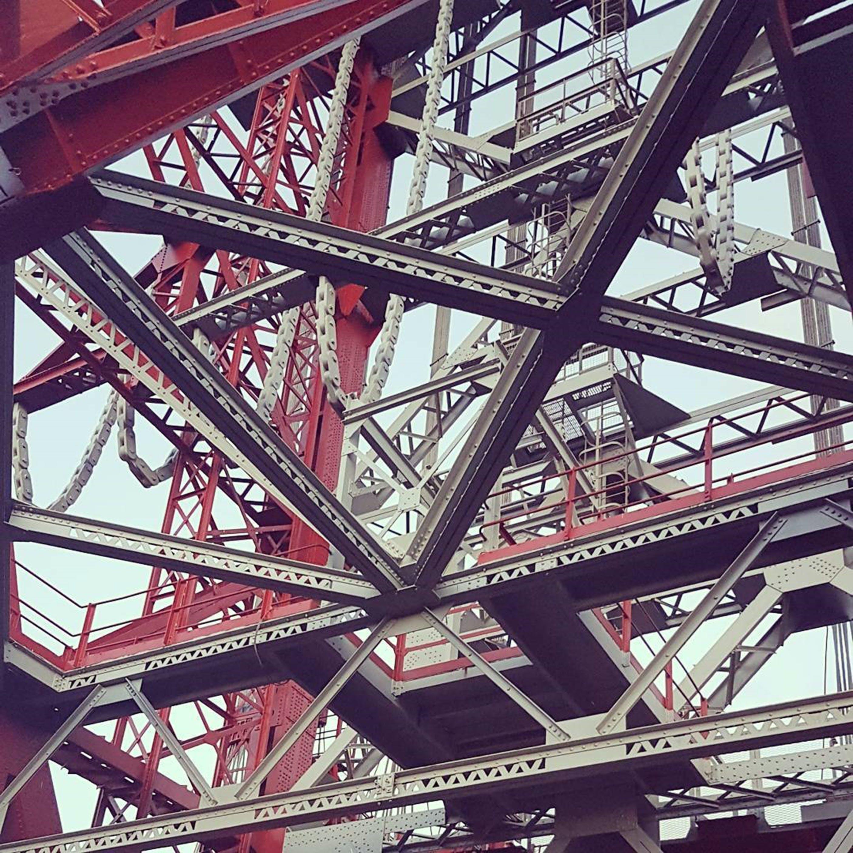 Free stock photo of bridge, city, construction, industrial