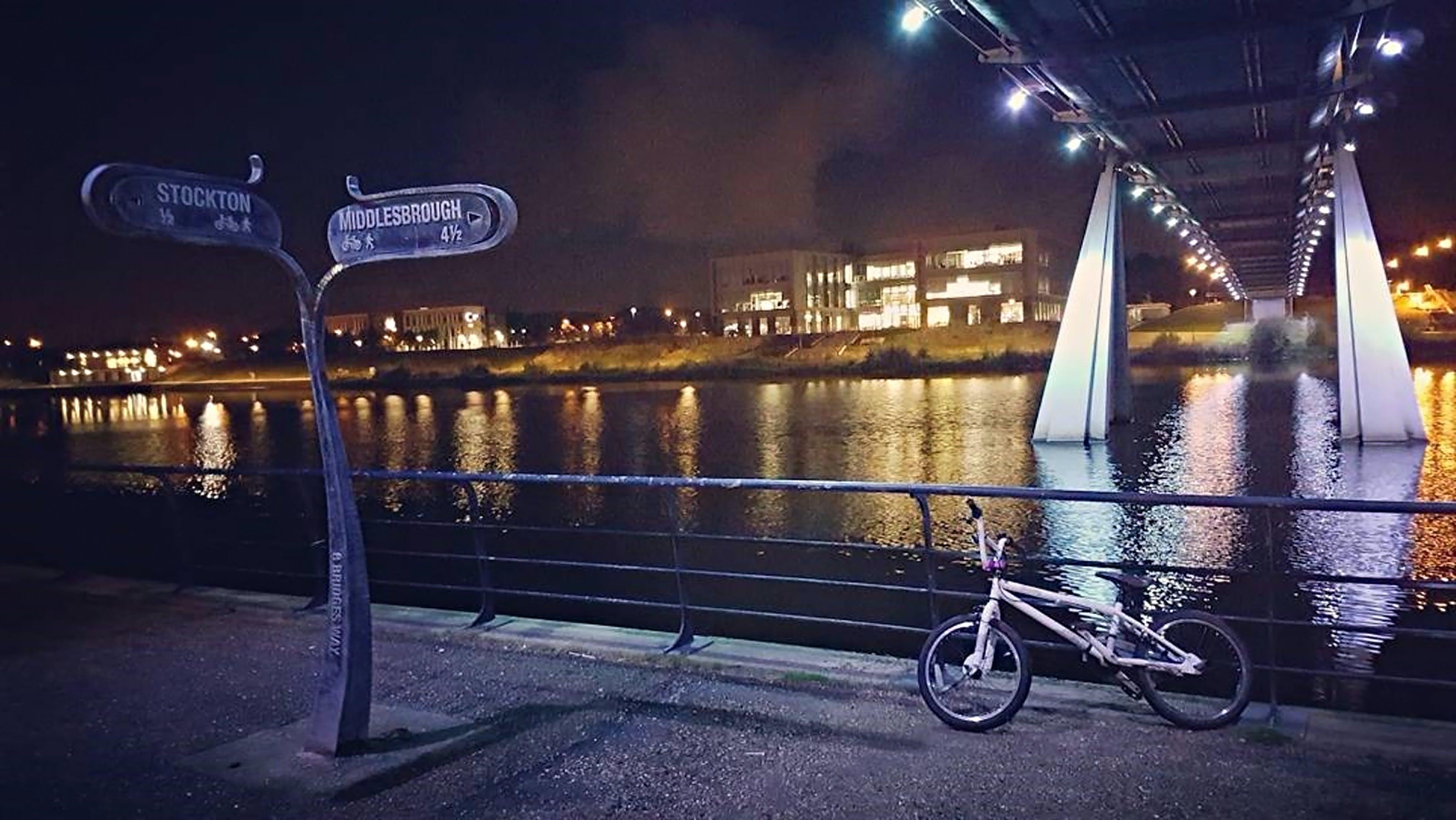 Free stock photo of bike, bridge, city, city life