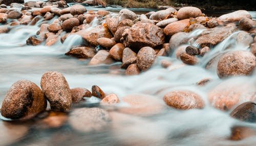 Free stock photo of cascade, river, rocks, water