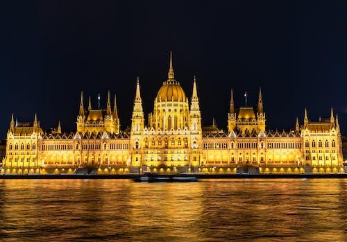 匈牙利, 反射, 地標, 外觀 的 免費圖庫相片