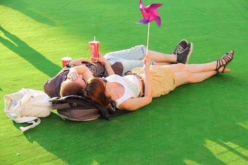 Fotobanka sbezplatnými fotkami na tému hudba, relax, ulica, zelená