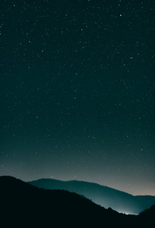 Scenic Photo Of Starry Sky