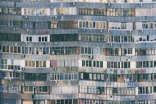 Gratis lagerfoto af arkitektdesign, arkitektur, beton, bolig
