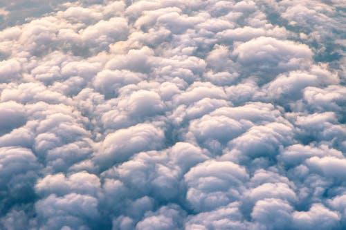 Scenic Photo Of Clouds During Daytime