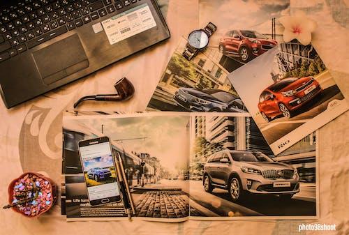 Imagine de stoc gratuită din automobil, calvin klein, ceas, kia