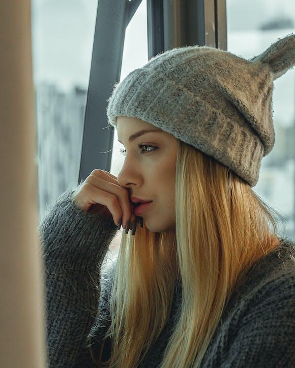 Photo Of Woman Wearing Bonnet