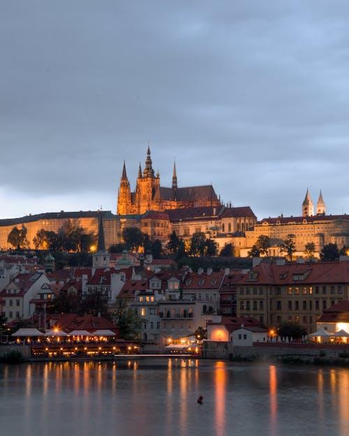 城堡, 城市, 市政府, 布拉格 的 免費圖庫相片