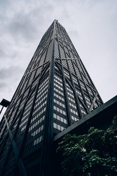 alto, architettonico, architettura