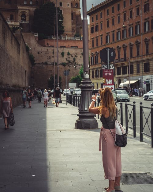 Free stock photo of 20-25 years old woman, afternoon, city, couple