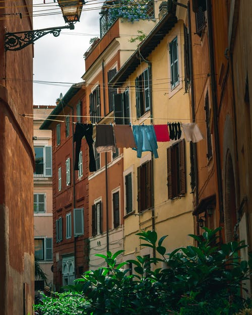 Základová fotografie zdarma na téma apartmány, architektonický návrh, architektura, barvy