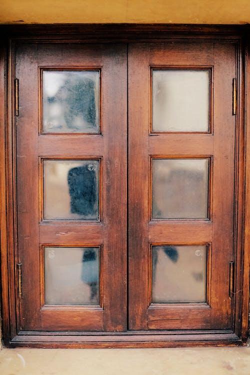 Imagine de stoc gratuită din bătrân, clasic, design arhitectural, fereastră de lemn
