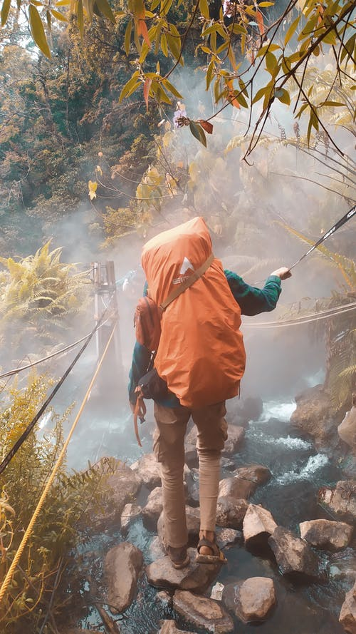คลังภาพถ่ายฟรี ของ การติดตาม, การท่องเที่ยว, การปีนเขา, การผจญภัย