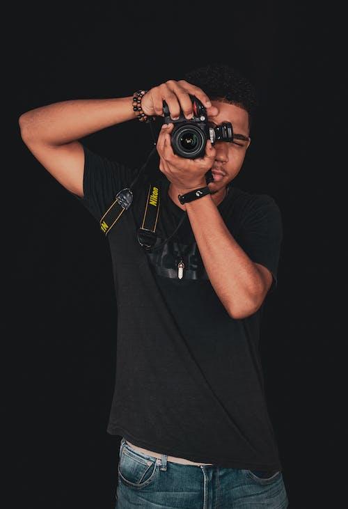 Nikon 相機, 创意摄影, 工作室摄影, 拍照 的 免费素材照片