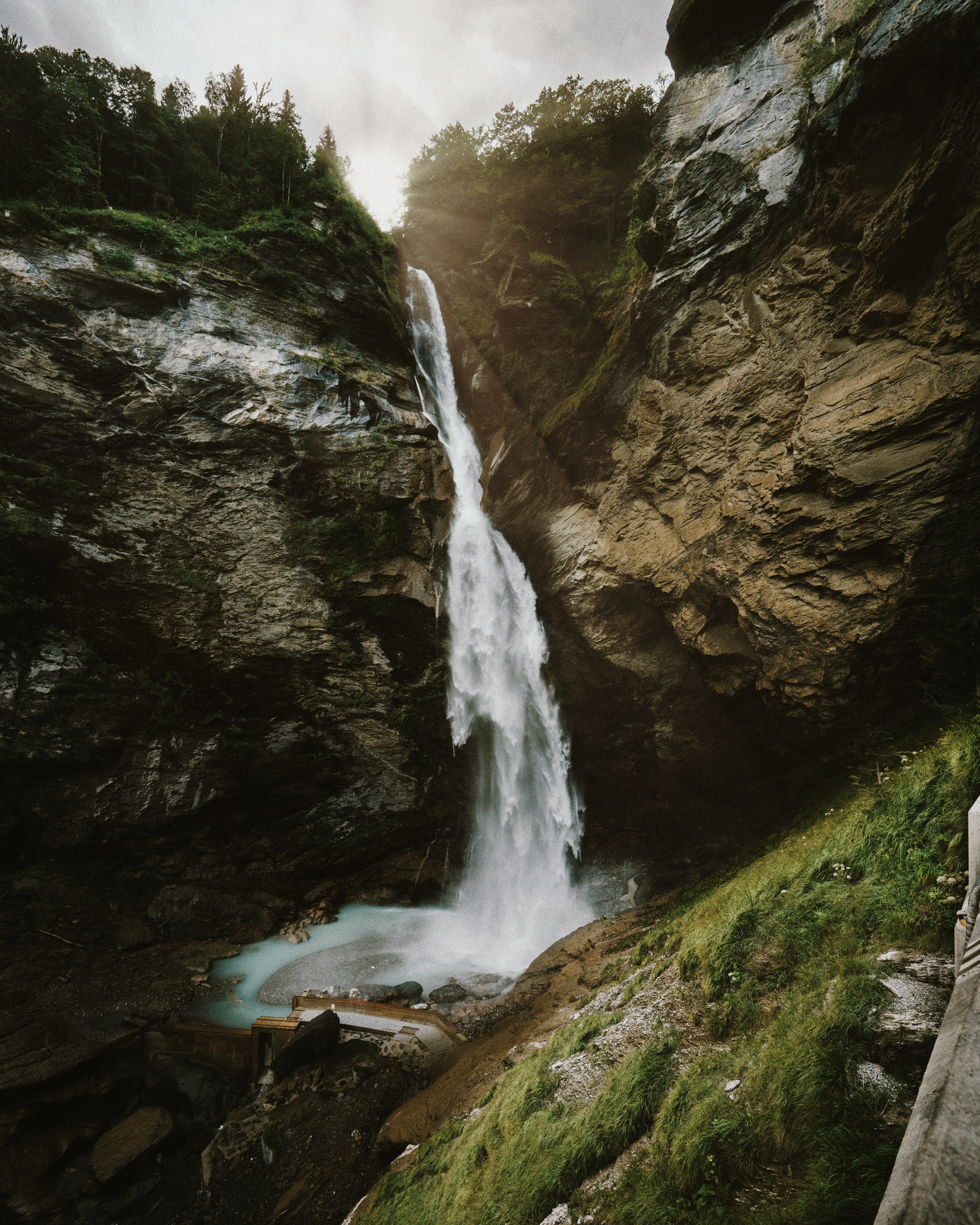 Waterfalls Photo