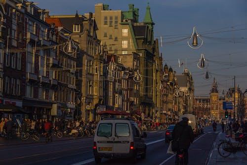 Gratis arkivbilde med by, byke, jul, nederland