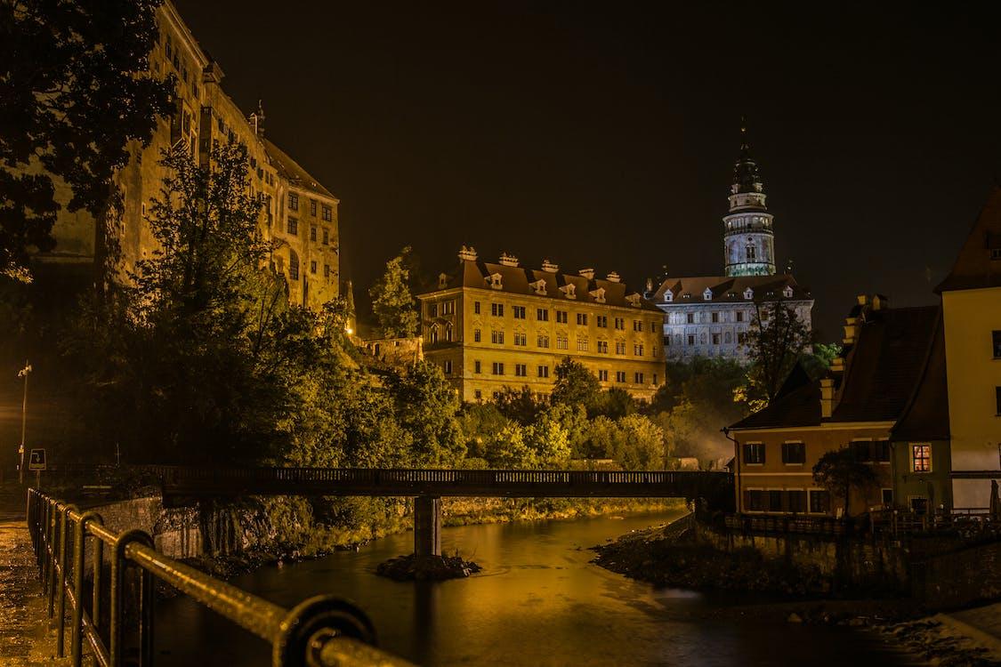 architektúra, breh rieky, brehy