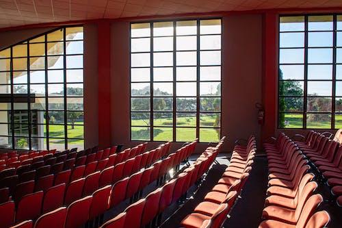 Imagine de stoc gratuită din amfiteatru, scaun, scenă