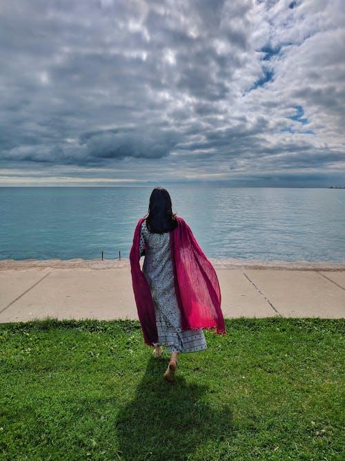 Ingyenes stockfotó álom, gyönyörű táj, minimalista, strand témában
