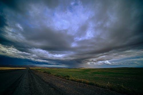bulutlar, manzara içeren Ücretsiz stok fotoğraf