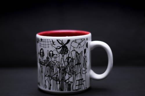 カップ, コーヒーマグカップ, セラミックカップ, 茶碗の無料の写真素材
