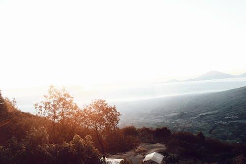 天性, 山丘, 日出, 早上 的 免费素材照片