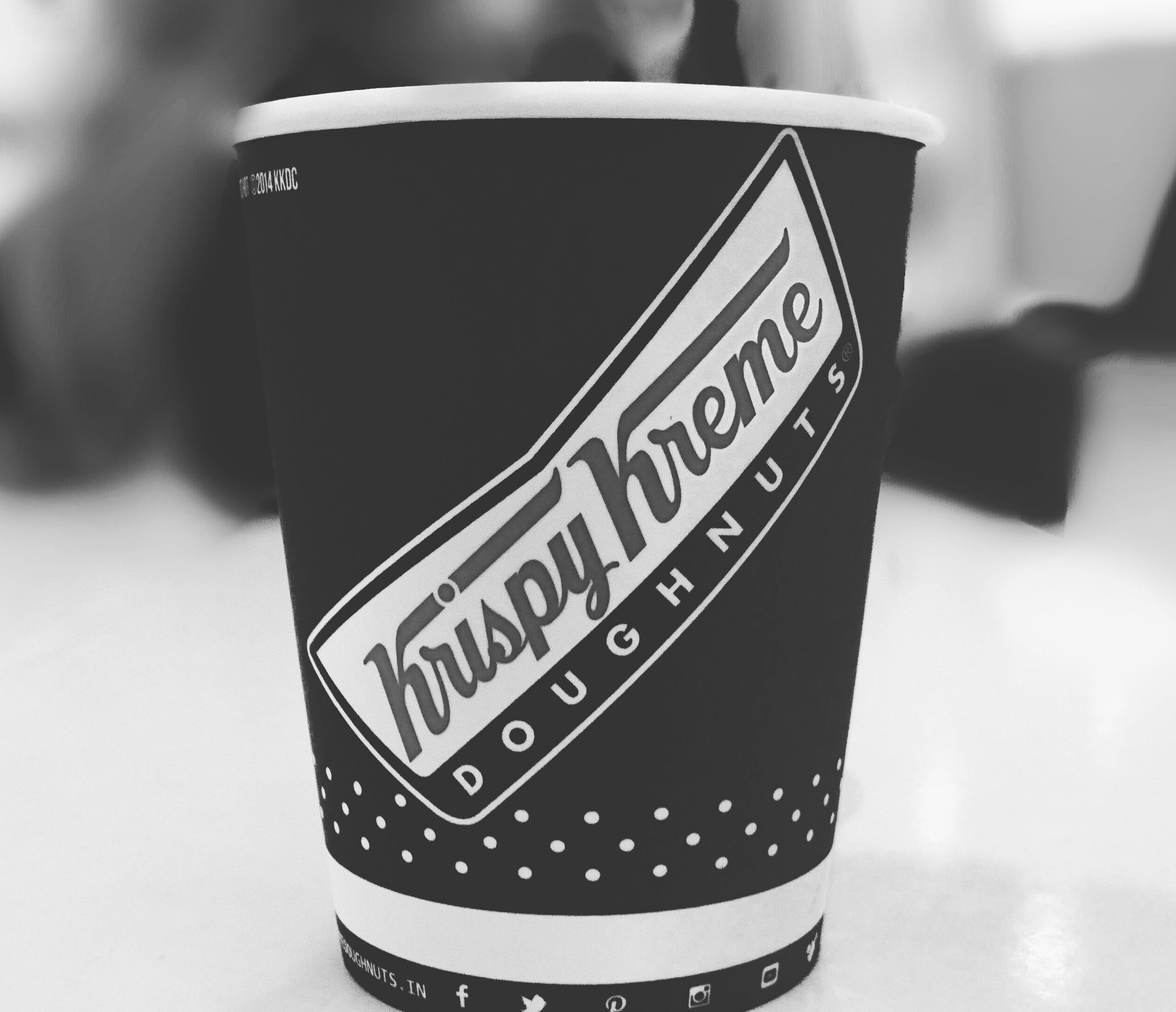 Krispy Kreme Doughnuts Solo Cup
