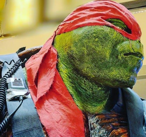 卡通角色, 忍者, 海龜 的 免费素材照片